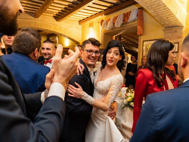 Il matrimonio di Alberto e Federica a Lapedona, Fermo 50