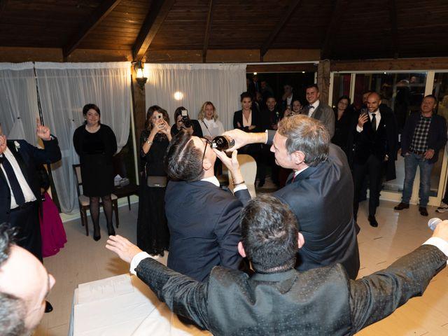 Il matrimonio di Alberto e Federica a Lapedona, Fermo 54