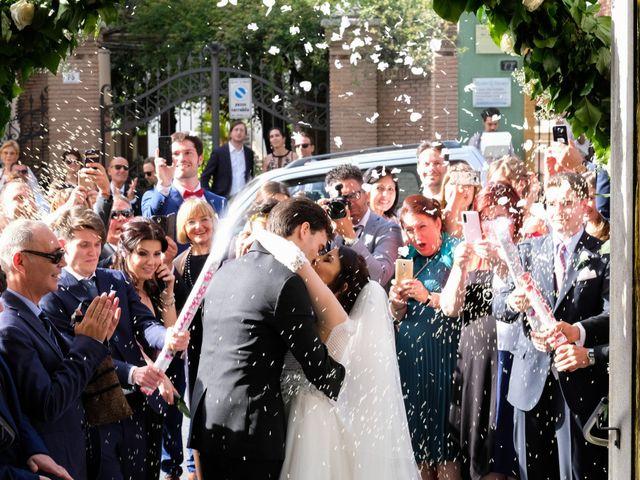 Le nozze di Angelica e Damiano