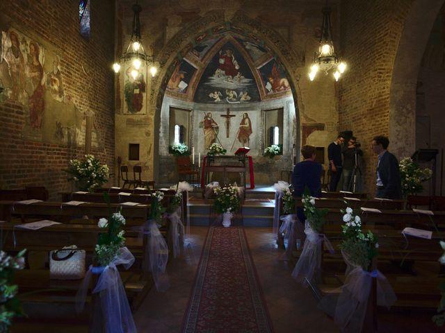 Il matrimonio di Paolo e Chiara a Casteggio, Pavia 14
