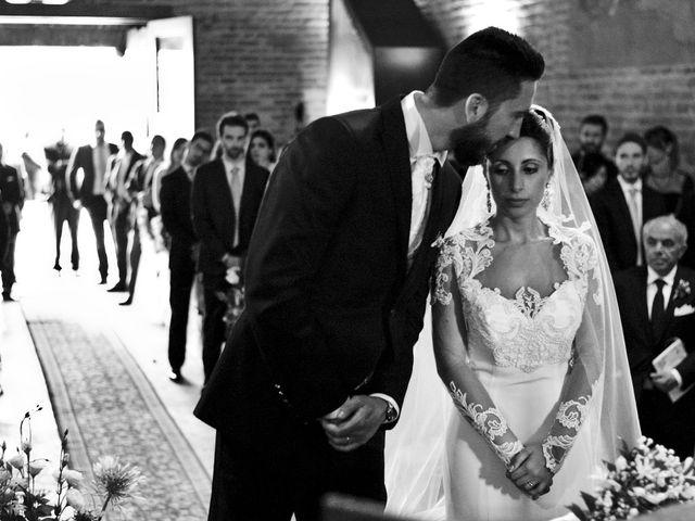 Il matrimonio di Paolo e Chiara a Casteggio, Pavia 16