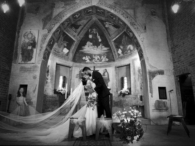 Il matrimonio di Paolo e Chiara a Casteggio, Pavia 1