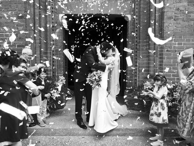 Il matrimonio di Paolo e Chiara a Casteggio, Pavia 17