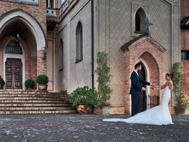 Il matrimonio di Paolo e Chiara a Casteggio, Pavia 27