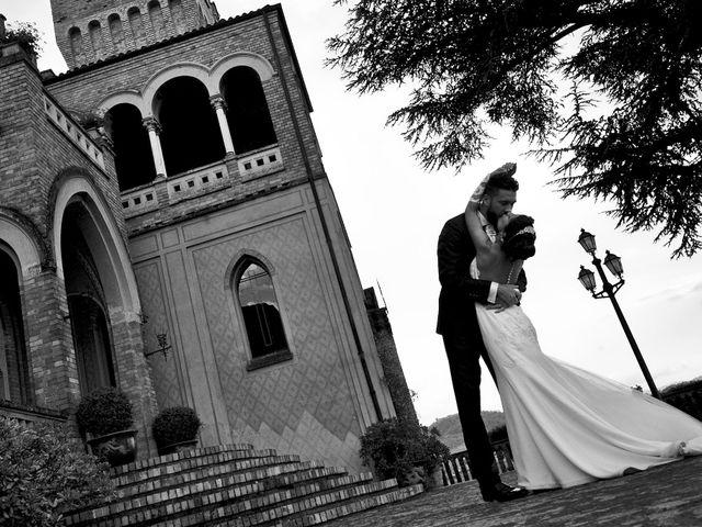 Il matrimonio di Paolo e Chiara a Casteggio, Pavia 28