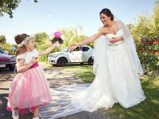 Il matrimonio di Nicola e Gabriella a Parma, Parma 34