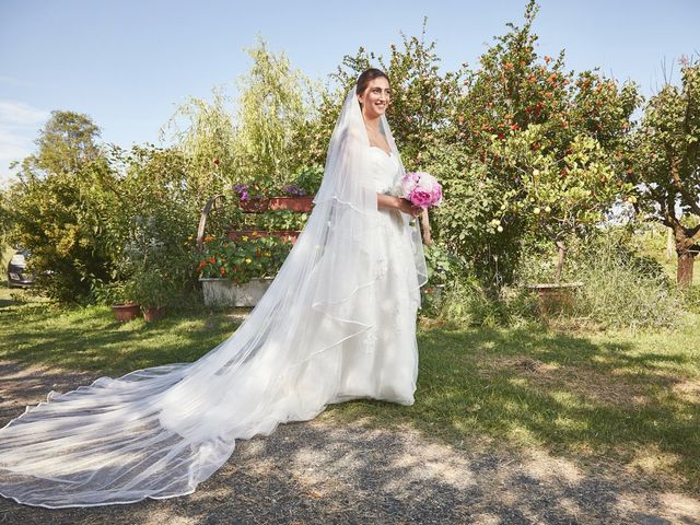 Il matrimonio di Nicola e Gabriella a Parma, Parma 35