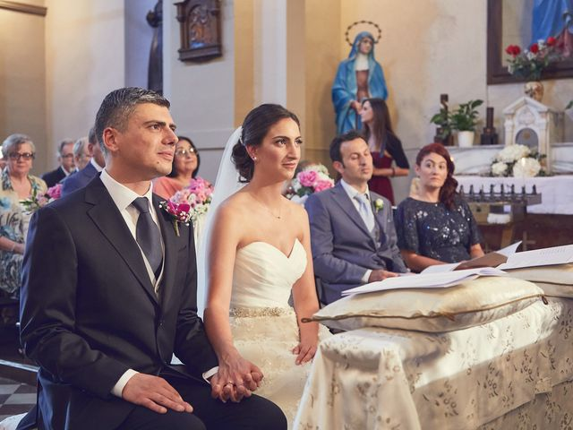 Il matrimonio di Nicola e Gabriella a Parma, Parma 43