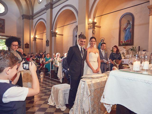 Il matrimonio di Nicola e Gabriella a Parma, Parma 47