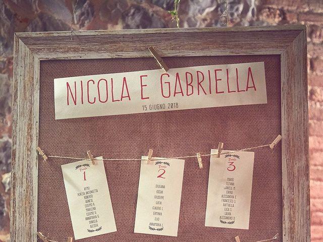 Il matrimonio di Nicola e Gabriella a Parma, Parma 69