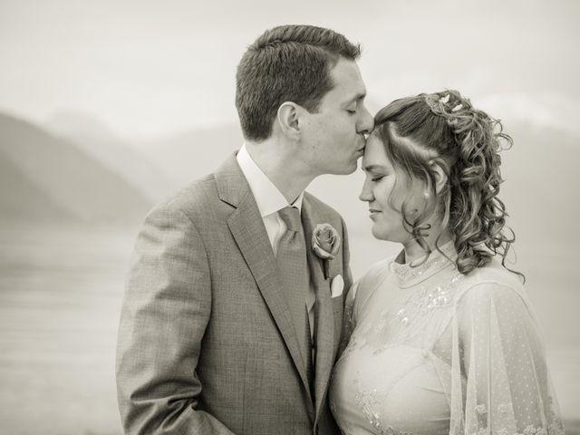 Le nozze di Mariel e Carlo