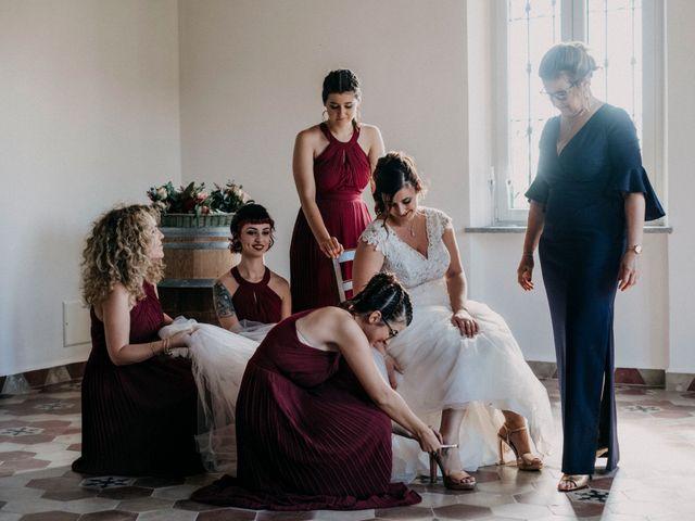 Il matrimonio di Yuri e Vanessa a Villafranca d'Asti, Asti 4