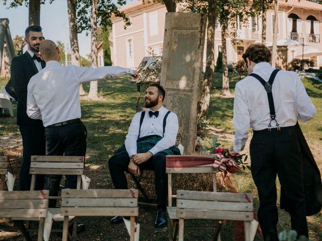 Il matrimonio di Yuri e Vanessa a Villafranca d'Asti, Asti 12