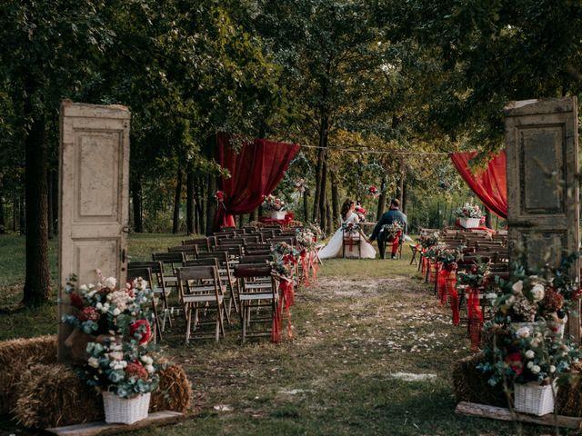 Il matrimonio di Yuri e Vanessa a Villafranca d'Asti, Asti 30
