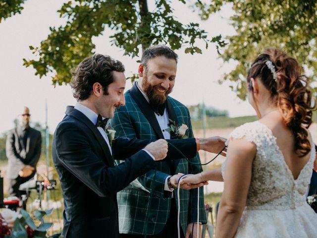 Il matrimonio di Yuri e Vanessa a Villafranca d'Asti, Asti 35
