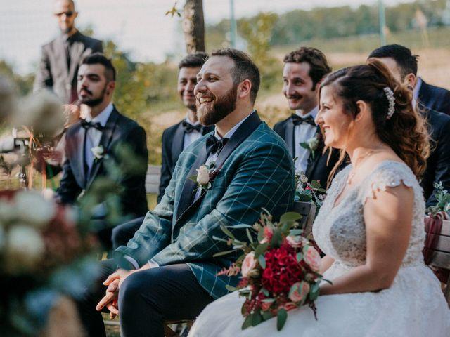 Il matrimonio di Yuri e Vanessa a Villafranca d'Asti, Asti 37