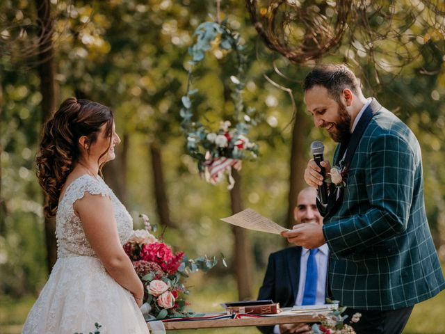 Il matrimonio di Yuri e Vanessa a Villafranca d'Asti, Asti 38