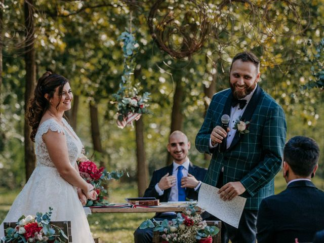 Il matrimonio di Yuri e Vanessa a Villafranca d'Asti, Asti 40