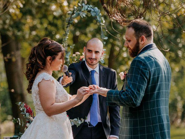 Il matrimonio di Yuri e Vanessa a Villafranca d'Asti, Asti 41