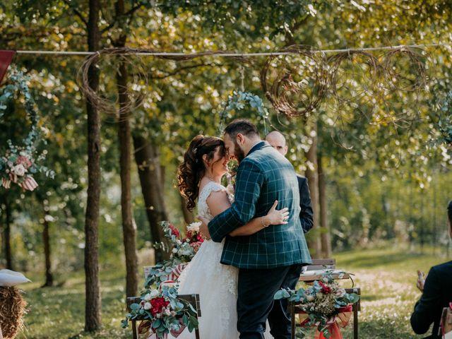 Il matrimonio di Yuri e Vanessa a Villafranca d'Asti, Asti 43