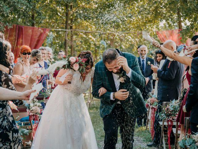Il matrimonio di Yuri e Vanessa a Villafranca d'Asti, Asti 45