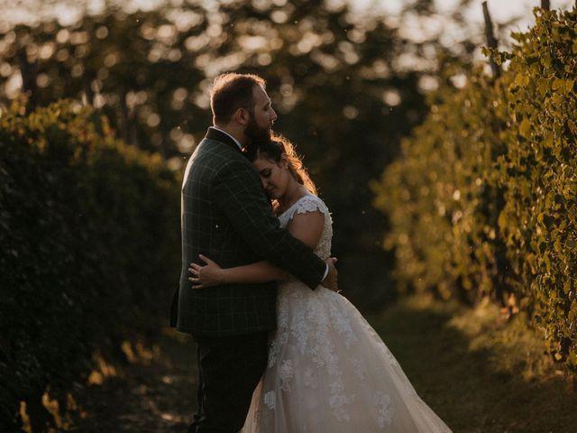 Il matrimonio di Yuri e Vanessa a Villafranca d'Asti, Asti 48