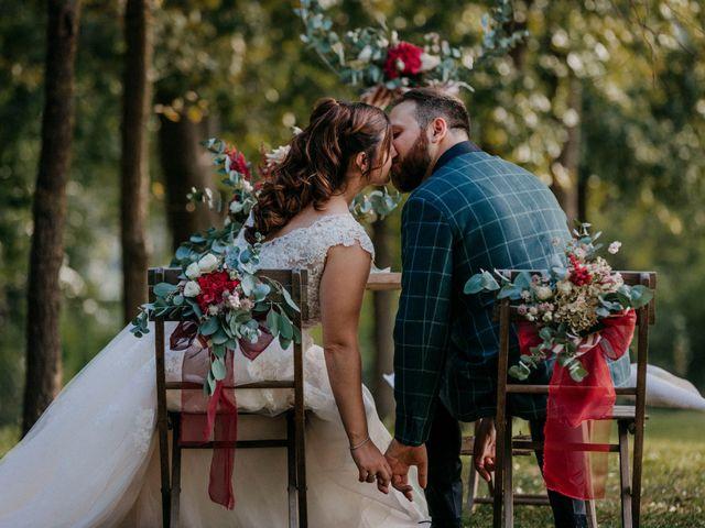 Il matrimonio di Yuri e Vanessa a Villafranca d'Asti, Asti 49
