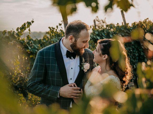 Il matrimonio di Yuri e Vanessa a Villafranca d'Asti, Asti 53