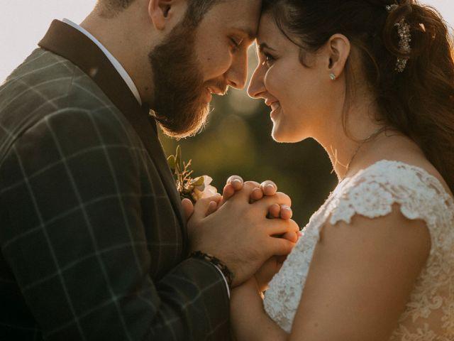 Il matrimonio di Yuri e Vanessa a Villafranca d'Asti, Asti 56