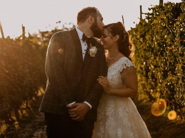 Il matrimonio di Yuri e Vanessa a Villafranca d'Asti, Asti 58