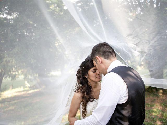 Le nozze di Ingrid e Christian