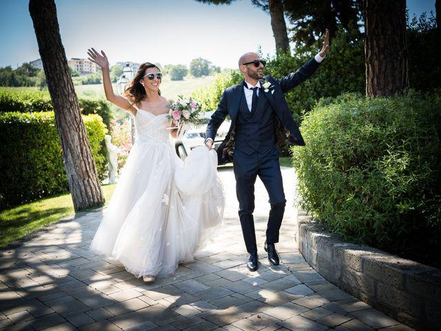 Il matrimonio di Matteo e Silvia a Camerata Picena, Ancona 4