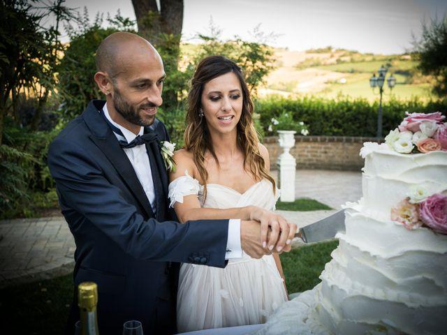 Il matrimonio di Matteo e Silvia a Camerata Picena, Ancona 5