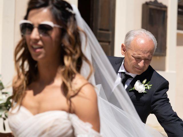 Il matrimonio di Matteo e Silvia a Camerata Picena, Ancona 12