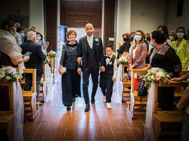 Il matrimonio di Matteo e Silvia a Camerata Picena, Ancona 19