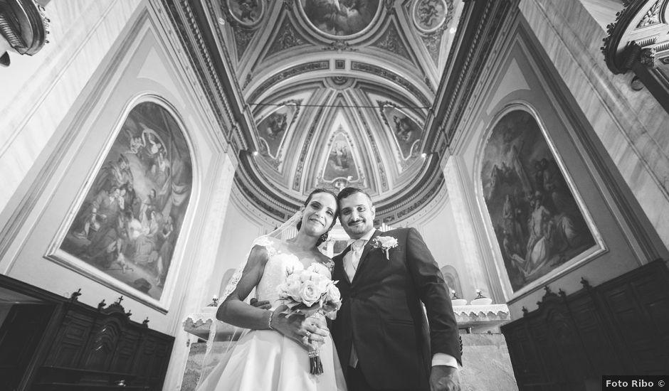 Il matrimonio di Luca e Valentina a Brugherio, Monza e Brianza