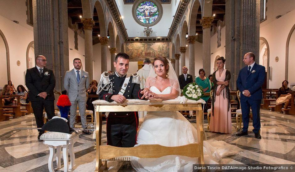 Il matrimonio di Umberto e Daniela a Viterbo, Viterbo