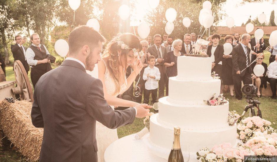 Il matrimonio di Giovanni e Claudia a Anguillara Sabazia, Roma