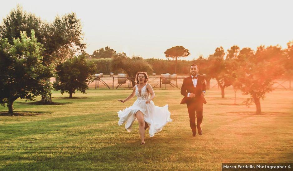Il matrimonio di Antonio e Marilisa a Cellole, Caserta