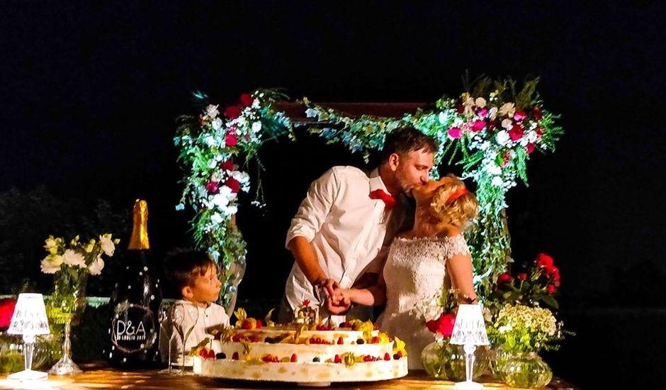 Il matrimonio di Dario e Anita a Passirano, Brescia