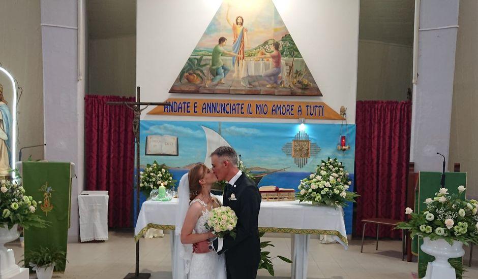 Il matrimonio di Maurizio  e Veronica  a Mandatoriccio, Cosenza