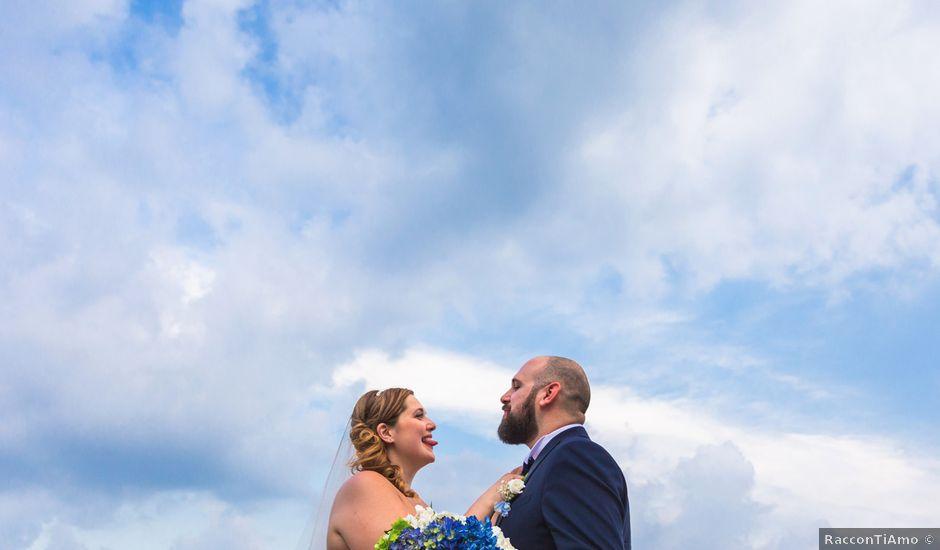 Il matrimonio di Davide e Francesca a Pella, Novara