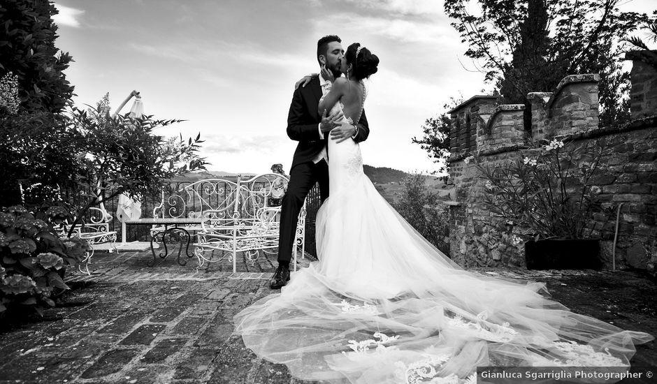 Il matrimonio di Paolo e Chiara a Casteggio, Pavia