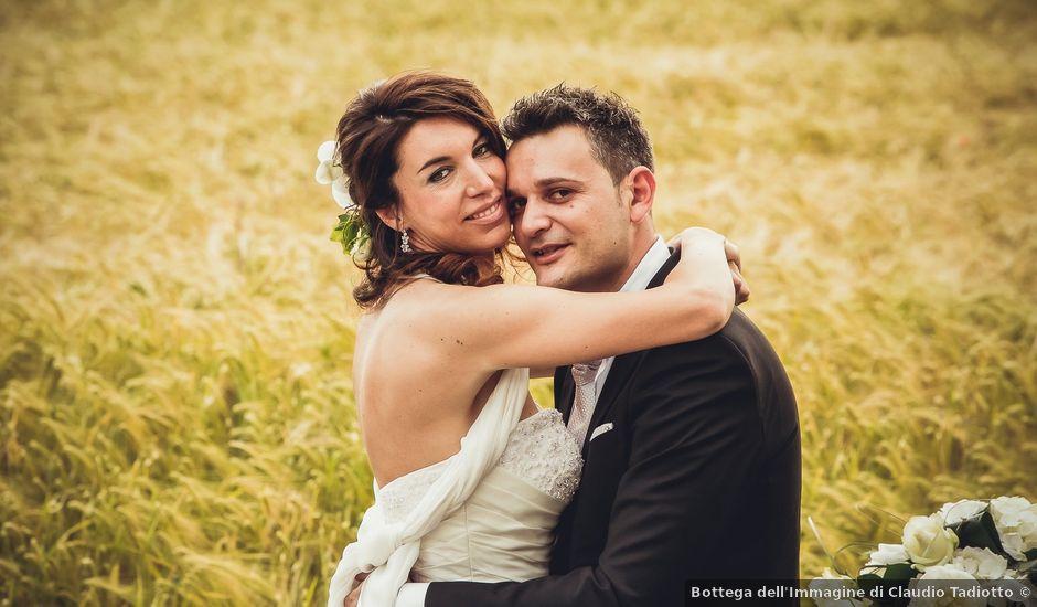 Il matrimonio di Ivano e Daniela a Conegliano, Treviso