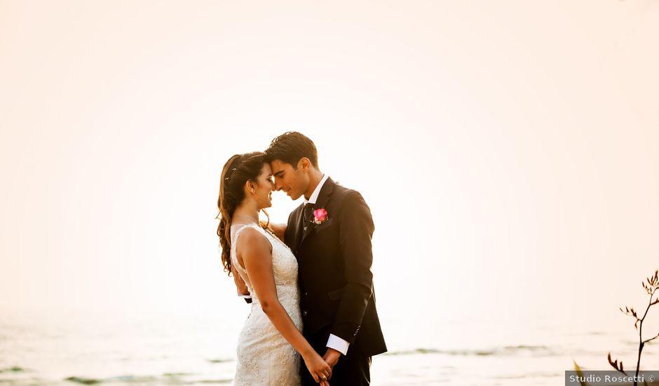 Il matrimonio di Giuseppe e Federica a Fondi, Latina
