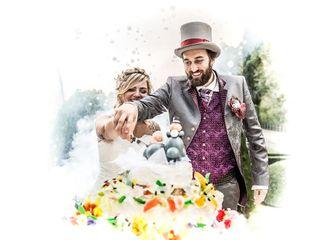 Le nozze di Jessica e Sergio
