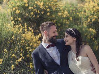 Le nozze di Delia e Gianenrico