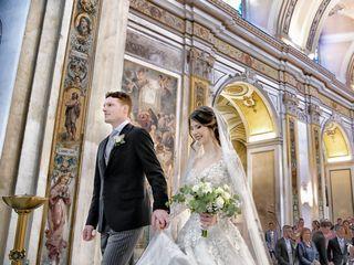 Le nozze di Antonio e Ylenia