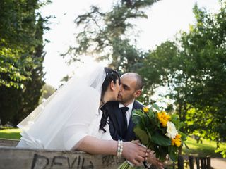 Le nozze di Rosaria e Emanuele 1