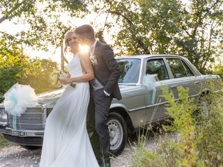 Le nozze di Edoardo e Sara